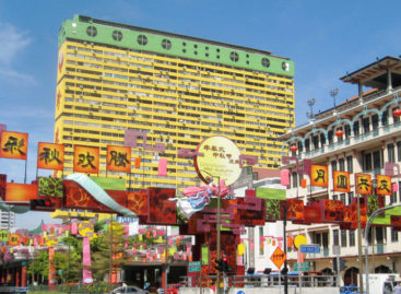 Neighbourhood guide: Chinatown