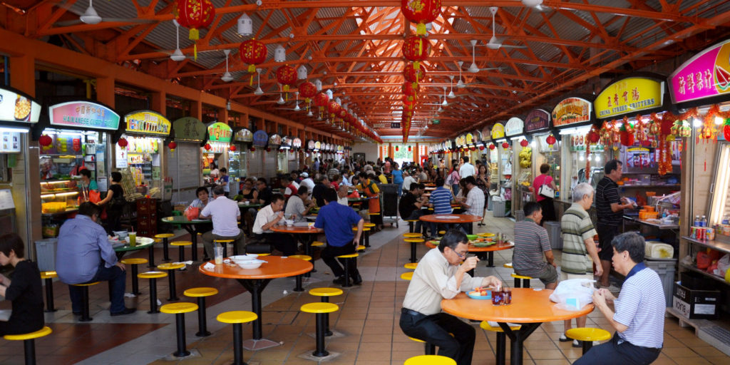 """singapore, singaporenbeyond, hawker centre, food, singapore"""