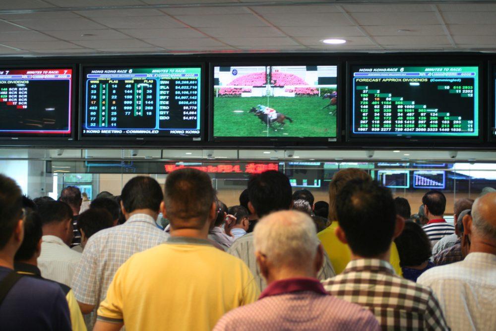 Kranji racing betting online
