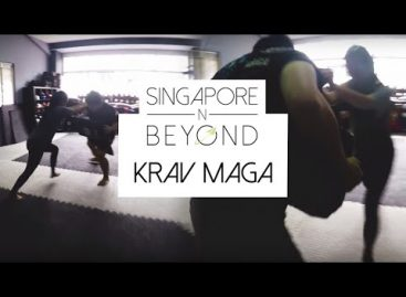 [VIDEO] Krav Maga with Protect SG