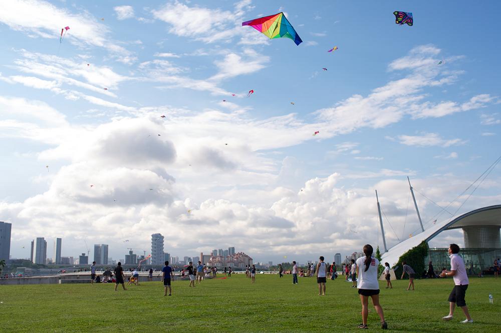 """""""Singapore, singaporenbeyond, picnic, gardens, weekend"""""""
