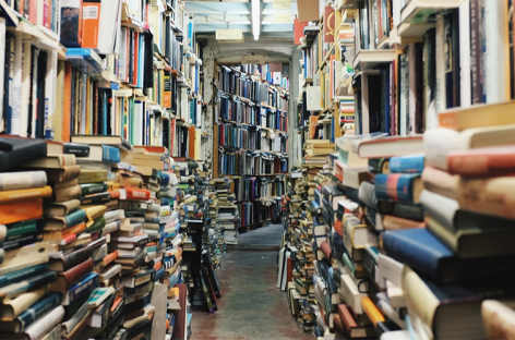 5 Secondhand bookstores in Singapore