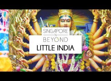 [VIDEO] Little India, Singapore