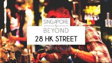 [VIDEO] BEST BARS: 28 HONGKONG STREET