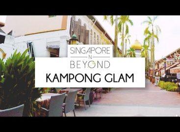 [VIDEO] Kampong Glam, Singapore