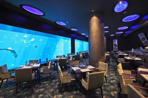7 Fancy Romantic Restaurants For An Indulgent Date!