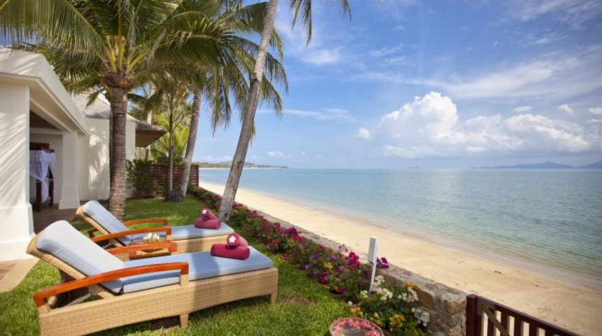 Magical experience you can have in a Koh Samui villa
