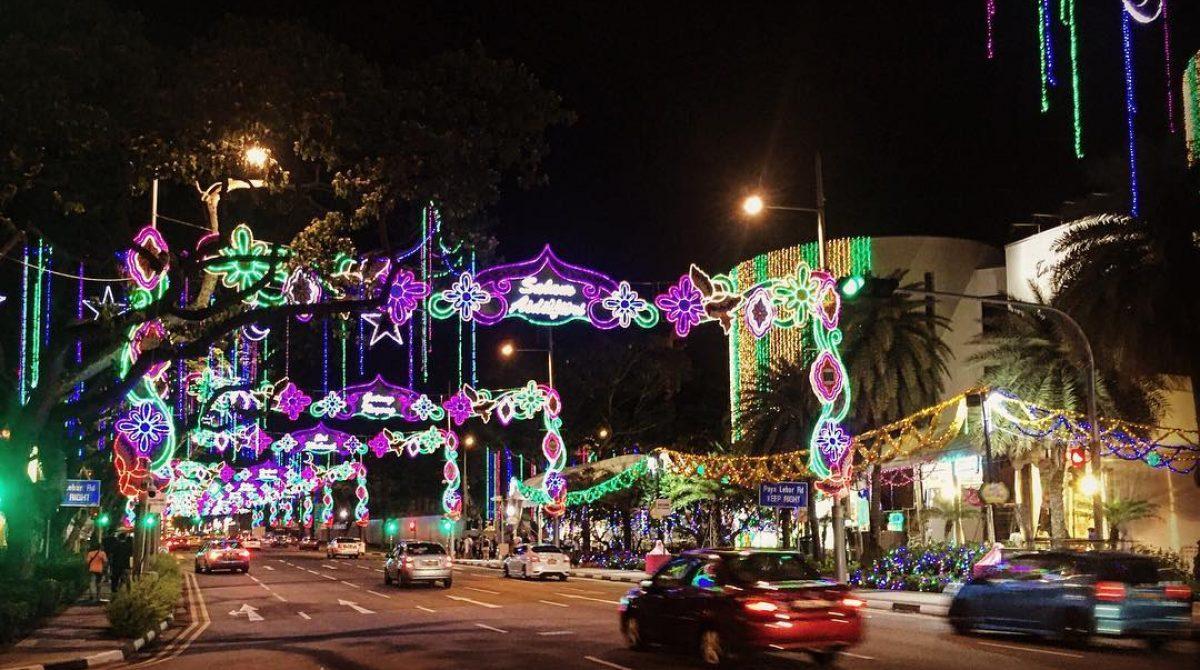 Where to celebrate Hari Raya Puasa + things to note about Ramadan in Singapore