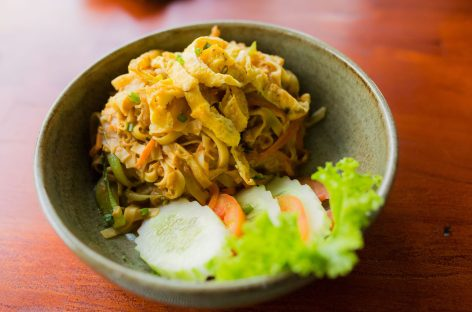 A culinary journey and lookout for the best Siem Reap food
