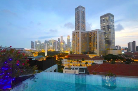 6 best luxury boutique hotels in Singapore to get your staycation on