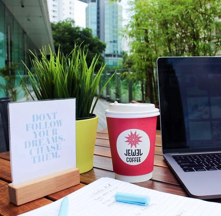 work-friendly cafes in singapore
