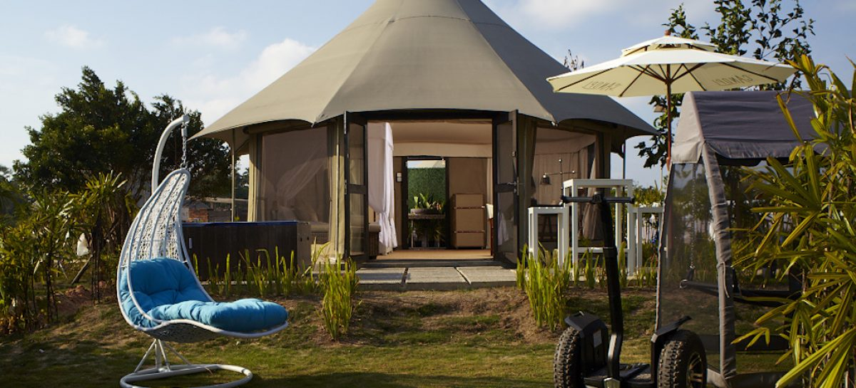 5 amazing glamping sites in Asia for a luxury taste of the outdoors