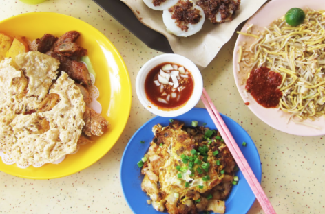 Neighbourhood guide: Tiong Bahru