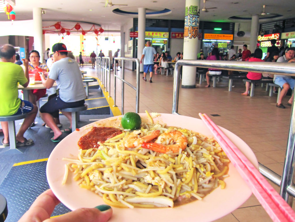 """tiong bahru neighbourhood guide tiong bahru market noodles"""