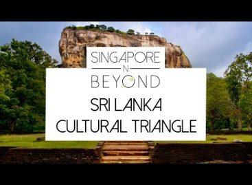 [VIDEO] Sri Lanka's Cultural Triangle