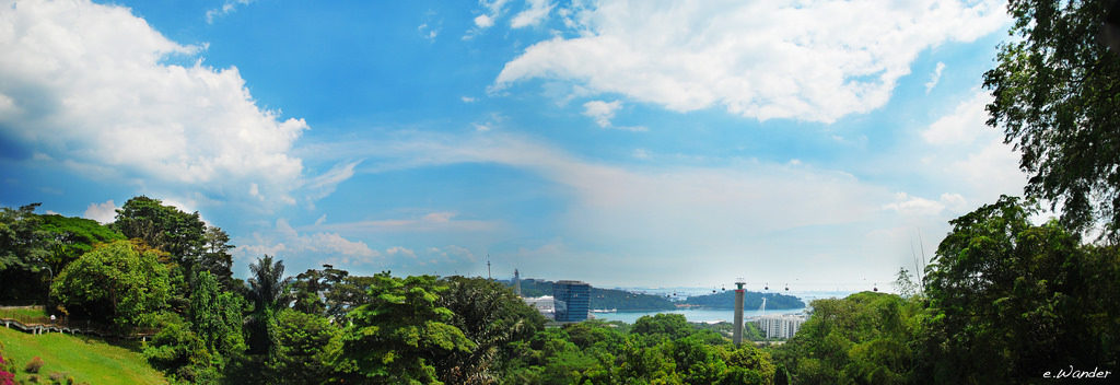 """mount faber nature park southern ridges"""