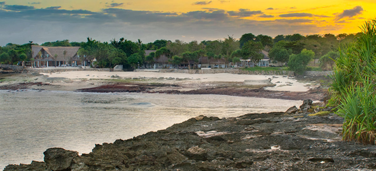 Surf, snorkel and unwind in Nusa Lembongan