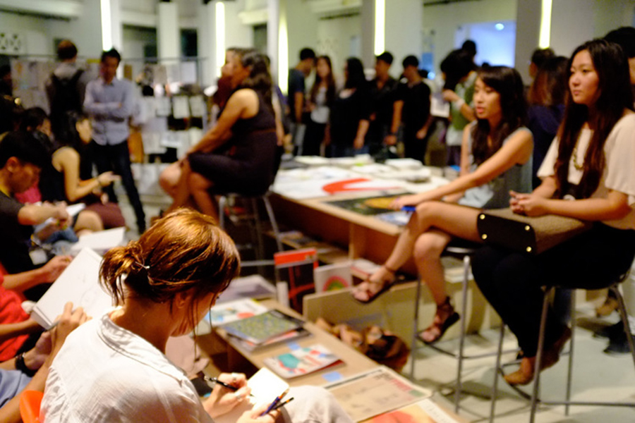 """flea markets singapore market of artists and designers, MAAD, red dot museum, singapore, affordable"""