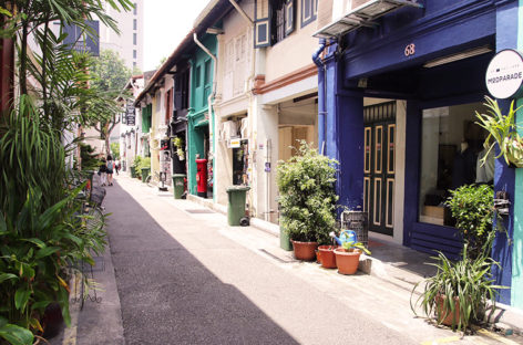 Shopping Guide: Haji Lane