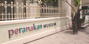 Peranakan Museum, heritage, culture, Singapore