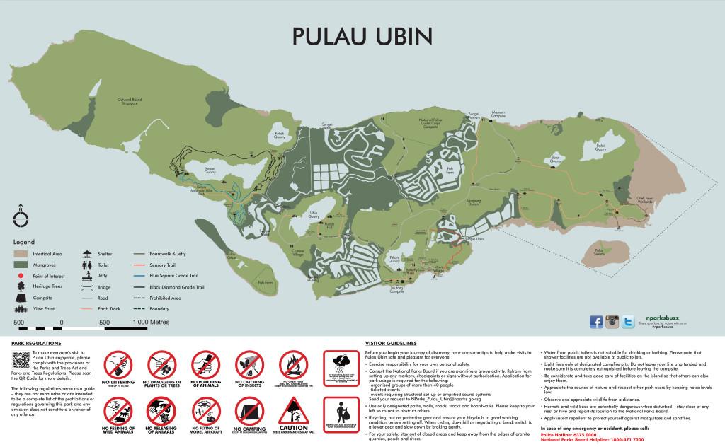 Pulau Ubin -from Nparks