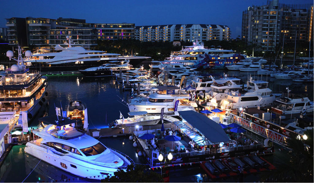 """marina club yachts yachting sentosa cove luxury"""