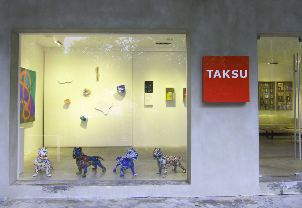 TAKSU gallery houses some of the most notable contemporary art pieces