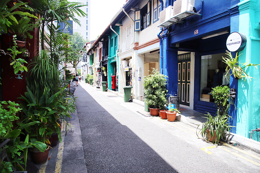 Haji Lane, shopping, guide, singapore