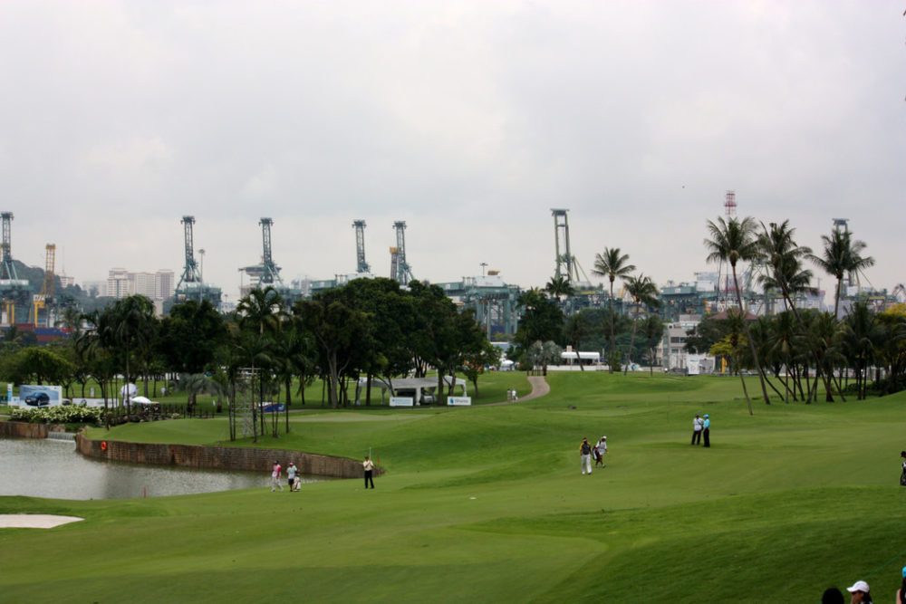 Sentosa Golf Club, Picture by Joost Rooijmans