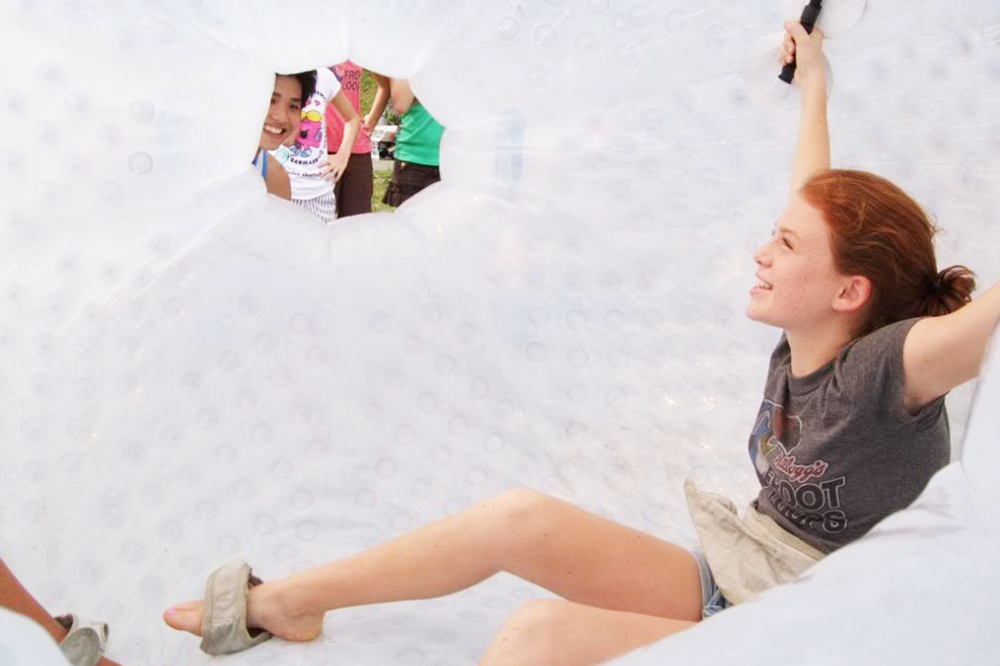 """""""zorb, sport, fun, roll, singapore, exciting activities singapore"""""""