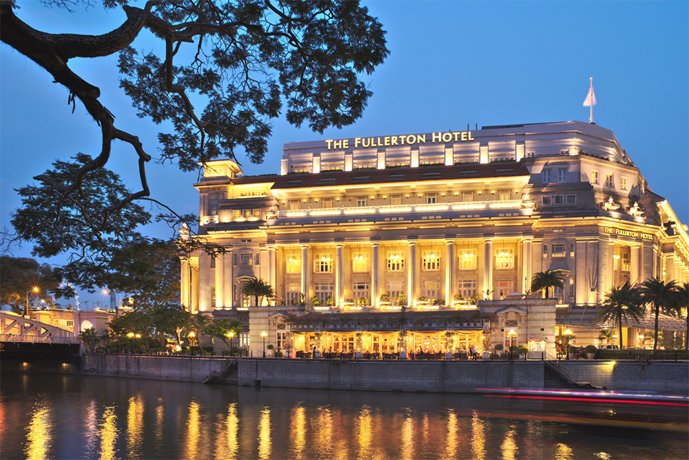 Guide luxury hotels in singapore for Luxury hotel guide