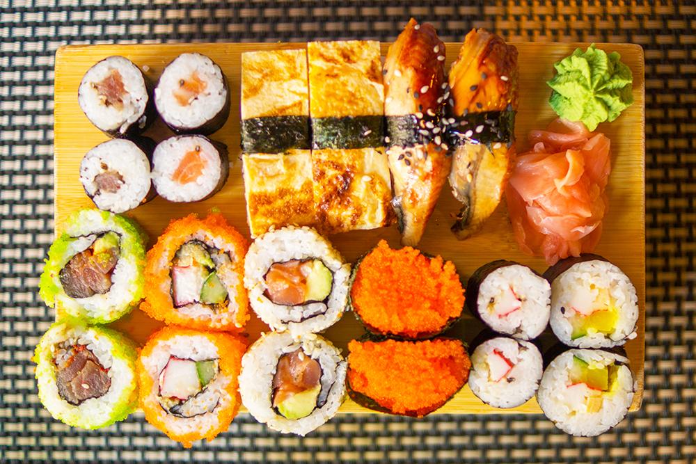 japanese, sushi, food, cooking, classes, singapore