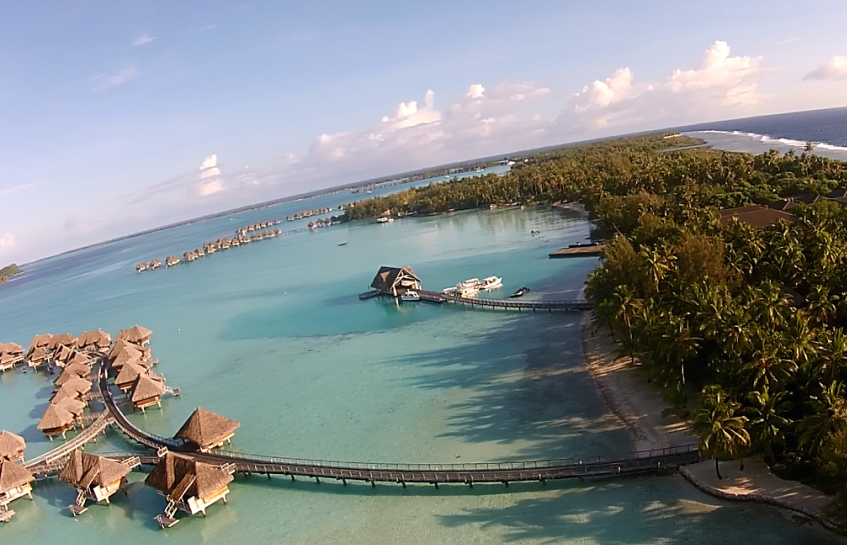 """Intercontinental Thalasso Resort & Spa Bora Bora"""
