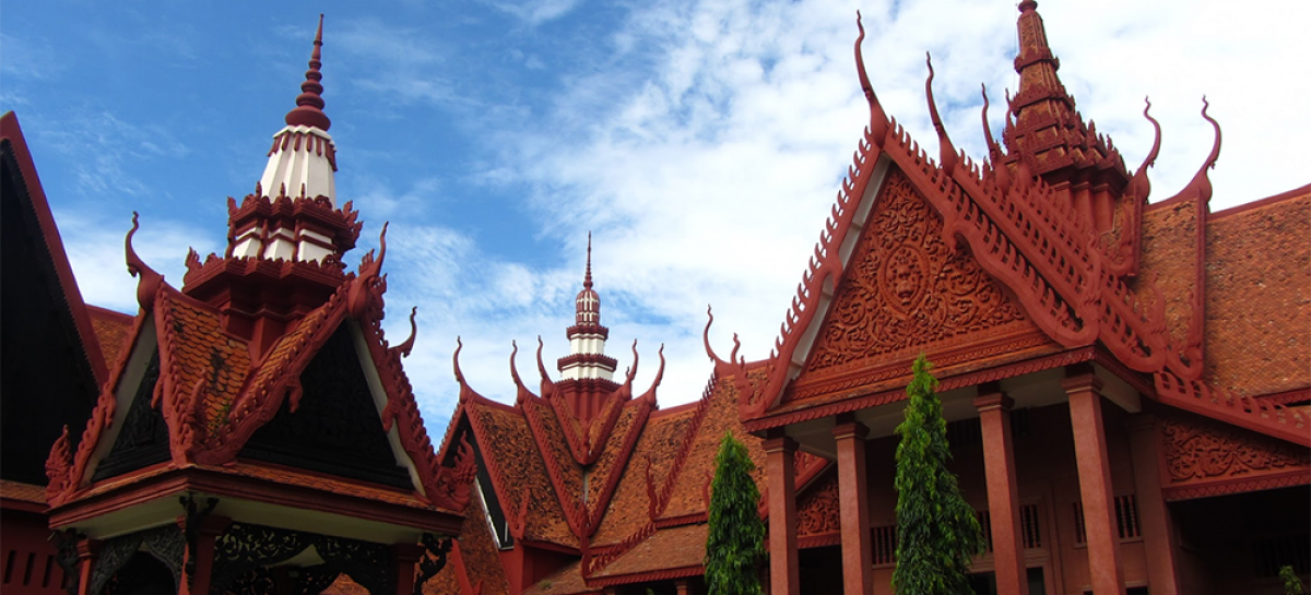 A weekend of romance in Phnom Penh