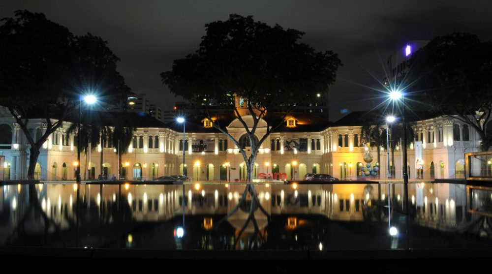"""singapore art museum bugis guide neighbourhood"""