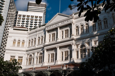 Review: The Raffles Hotel in Singapore