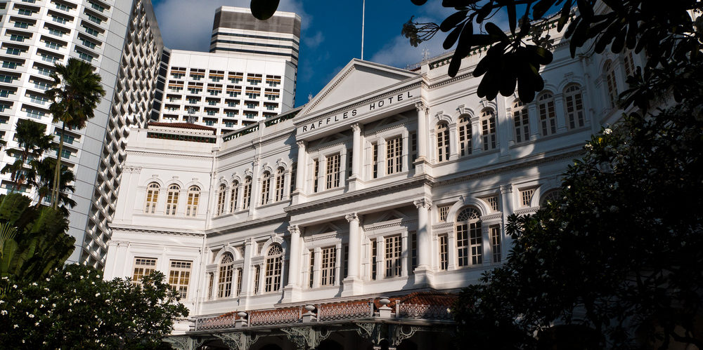 """service the raffles hotel singapore review"""