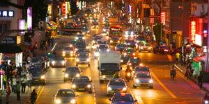 """""""geylang streets at night, geylang guide, neighbourhood"""""""