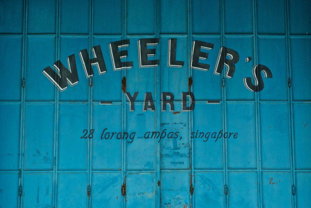 """wheelers yard balestier guide singapore neighbourhood cafe hip bicycles"""