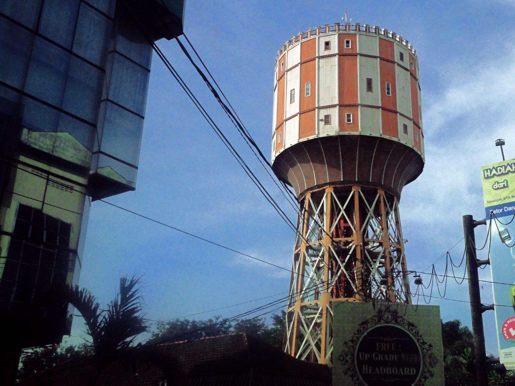 Tirtanadi water tower Medan