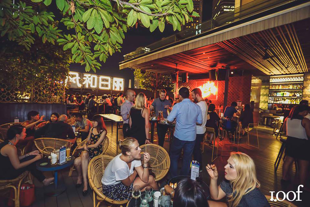 """loof rooftap bar singapore bugis guide neighbourhood drinks cocktails relax"""