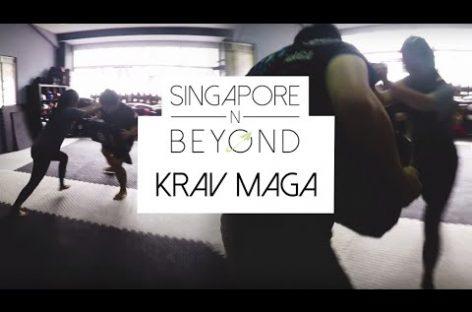 [VIDEO] Krav Maga with Protect SG
