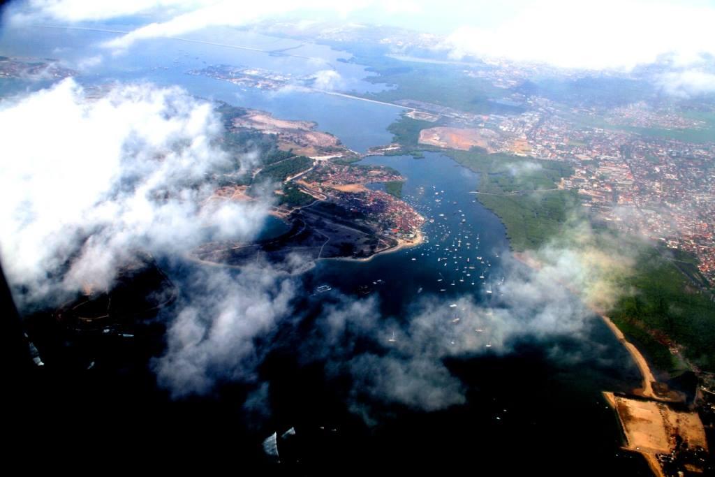 Banyuwangi from above