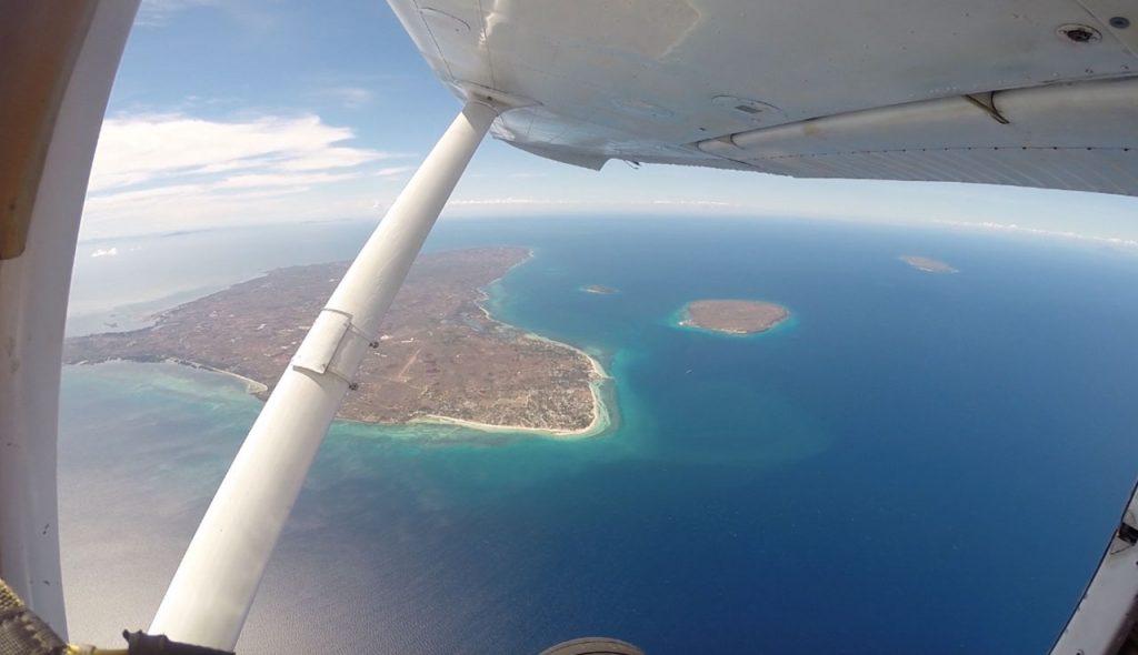 Island view in Cebu