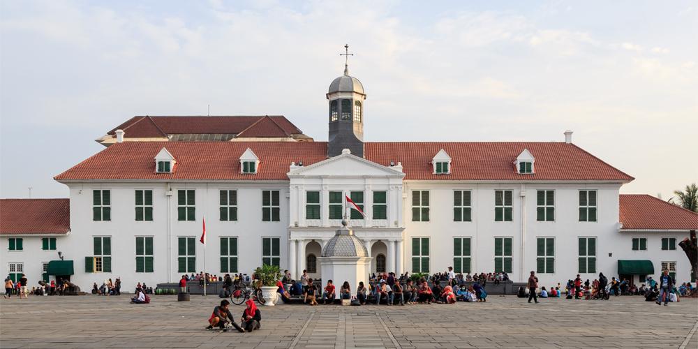 Jakarta Indonesia Jakarta History Museum