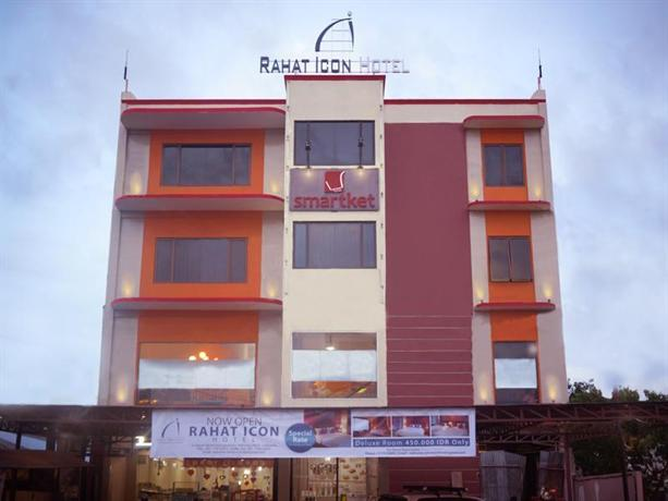 Rahat Icon Hotel Exterior
