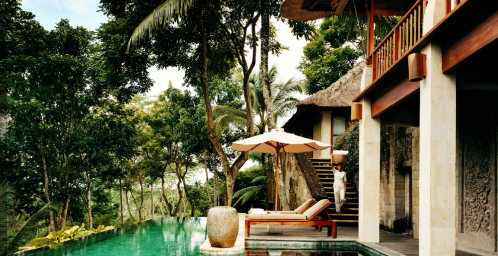 """detox getaways in southeast asia, como shambhala, ubud, bali, luxury, resort, detox"""