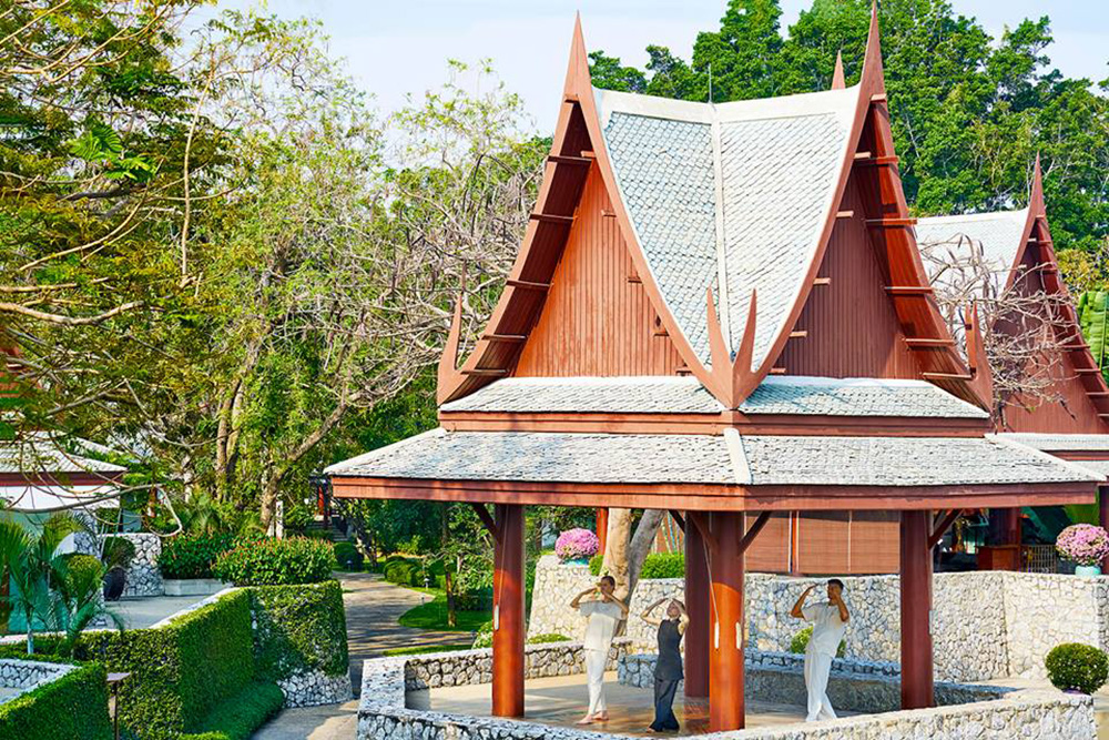 """detox getaways in southeast asia, chiva som, thailand, resort"""