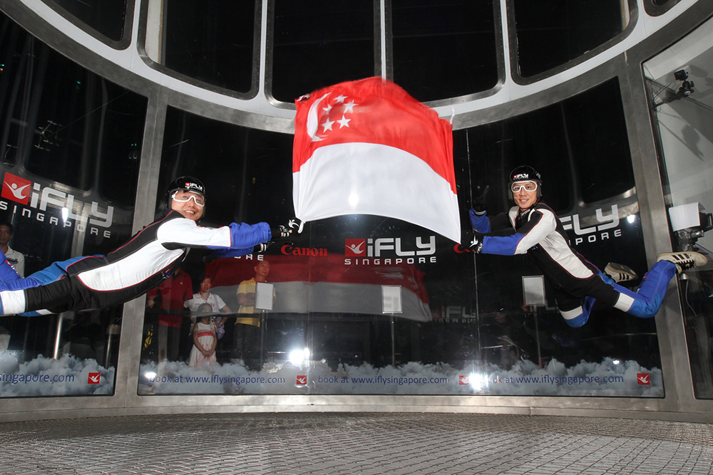 """sky dive in asia dubai adrenaline pumping exciting activities thailand langkawi singapore"""