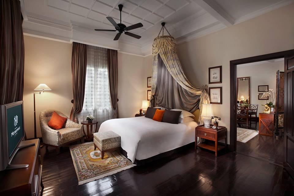 """""""metropole hanoi room, hotel, tourism, holiday, travel, accommodation, heritage hotels asia """""""